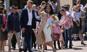 英媒:哈里和梅根夫妇宣布弃用社交媒体